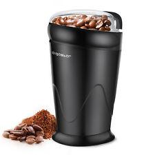 Aigostar - Molinillo compacto de café,  Potencia de 150 watios.Libre de BPA.