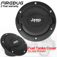 Firebug Stainless Steel Jeep Wrangler Fuel Tanks Cover, Jeep Wrangler Cover