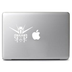 "Gundam F91 Robot Vinyl Decal for Apple Macbook Air & Macbook Pro 13"" 13.3"" 15"""