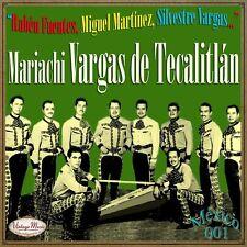 MARIACHI VARGAS DE TECALITLÁN CD #01/100 - MEXICAN Ranchera Huapango Polka Son