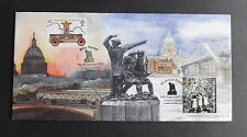 GB 2003 St Pauls Memorial FDC Coronation Blitz Bletchley Park Ltd Ed 426 of 1000