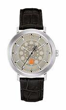 Frank Lloyd Wright S.C. Johnson Watch Silver