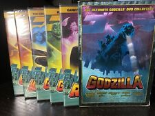 Godzilla - The Ultimate 5-Pack Collection (Dvd, 2002, 5-Disc Set)