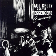 PAUL KELLY - Comedy CD 1991 Mushroom Records