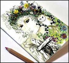 Goddess a5 notebook, Sketchbook, libro di viaggio blodeuedd