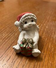 """Dreamsicles Figurine """"Gift Wrapping� New Condition No box #10437"""