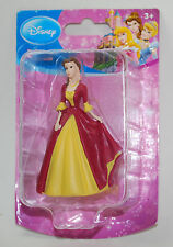 Disney Princess Beauty & The Beast 3 Inch Mini Collectible Figurine Cake Topper