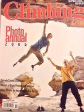 Climbing Magazine Photo Annual Eldorado Canyon 2005 Annual 100517NONRH