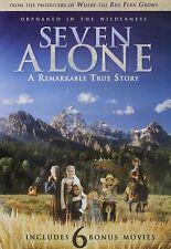 Seven Alone (1974) DVD Stewart Peterson