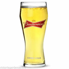 Budweiser Collectable Glasses/Steins/Mugs Glasses