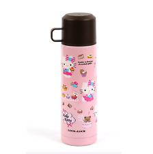 Hello Kitty LOCK&LOCK Tumbler Thermos Water Bottle Stainless Steel 500ml(17oz)