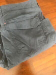 (LL Bean Riverton Men's  Rugged Hiking Pants  Cotton Nylon (W 35X34) $ 98