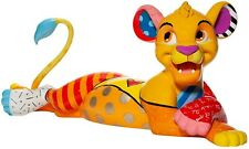 Britto Disney Showcase Simba From Lion King Laying Down Large Figurine 6007099 4