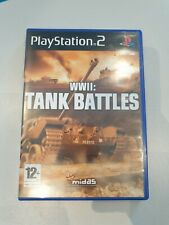 PS2 game, WWII: Tank Battles