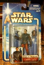Star Wars AOTC Captain Typho Mint On Card