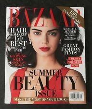 New Rare Harpers Bazaar USA Magazine May 2017 American Edition Kendall Jenner