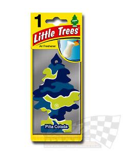 Air Freshener Car Refresh Magic Little Tree Scent New Home Pina Colada