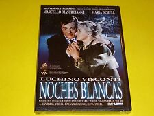 NOCHES BLANCAS / Le notti bianche - Luchino Visconti - Precintada