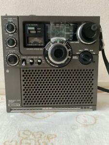 SONY Skysensor ICF-5900 Vintage Transistor Radio TESTED F/S