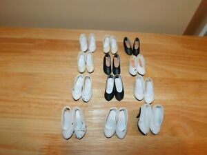 Princess Diana Faux Leather Like Doll Shoes Assortment Of 12 Shoes