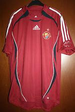 Maglia Shirt Maillot Jersey Djungardens Svezia Calcio Adidas Originale Sverige