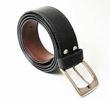 Men's Semi Formal Belt Black Color with Free shipping