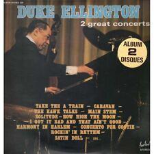 Duke Ellington 2 Lp Vinyle 2 Great Concerts De / Disques Festival Neuf