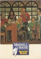 Maxwell House Coffee - ADVERTISING - New Maxwell House Master Blend