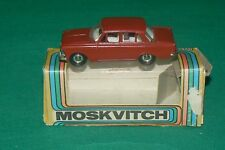 MOSKVITCH 412 voiture russe + boite red 1/43 CCCP USSR