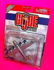 GI JOE Real Die Cast Metal Replica B-24D LIBERATOR Plane Airplane Dog Tags ARAH