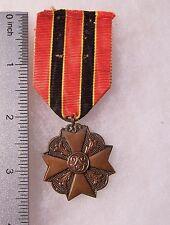 Belgium Merit Medal
