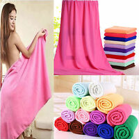HOT Bath Hand Towels Washcloths Quick Dry Absorbent Soft Nano Bathroom Towels