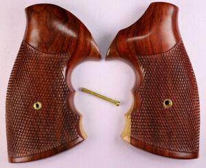 Ruger redhawk grips Revolver .44, .45 Colt New Hardwood handmade Thailand