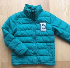 ESPRIT Jacke Daunen Winter Kinder grün 116 122 warm