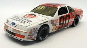 Ertl 1/18 Scale 7605 - Bulls's Eye Ford Thunderbird Ernie Irvan Nascar