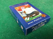 MINI PUZZLE 54 pezzi teile 175x125 mm ROSINA WACHTMEISTER gatti cats NUOVO !!!