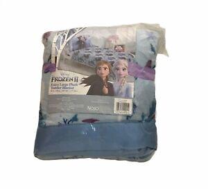 Frozen 2 Magical Journey Super Soft Toddler Blanket by Disney