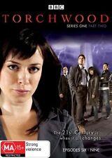 Torchwood Season Series 1 Part 2 - DVD ss Region 4 VG Condition