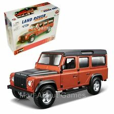 LAND ROVER DEFENDER 110 KIT 1:32 Metal Model Car Die Cast Models Miniature