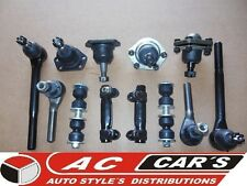 12 Aftermarket front suspension steering kit joints rods link replacements 4WD