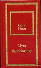 Gore Vidal = MYRA BRECKINRIDGE = Bella ediz.