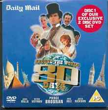 AROUND THE WORLD IN 80 DAYS: JULES VERNE - PROMO 2 DVD SET / ERIC IDLE ETC
