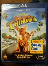 Beverly Hills Chihuahua (DVD, 2009) Walt Disney Children Family Movie Film NEW