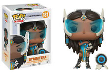 Overwatch Symmetra POP Games #181 Vnyl Figure FUNKO