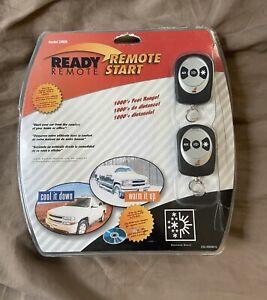 Ready Remote Car Starter Model: 24926