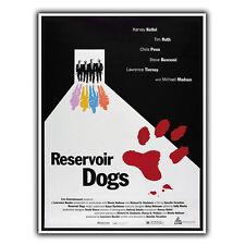 RESERVOIR DOGS TARANTINO METAL SIGN WALL PLAQUE Film Movie Advert poster print