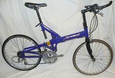 Caliper-Side Pull Flat Bar Folding Bikes