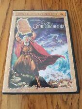 The Ten Commandments (DVD, 2004, 2-Disc Set, Special Collectors Edition)