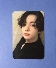 JUNGKOOK MEMORIES 2019 BLU RAY DOUBLE SIDED PHOTOCARD FAN MADE