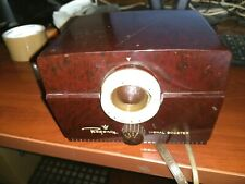 Vintage Regency Db-520 Tv Signal Booster Bakelite Used but Working